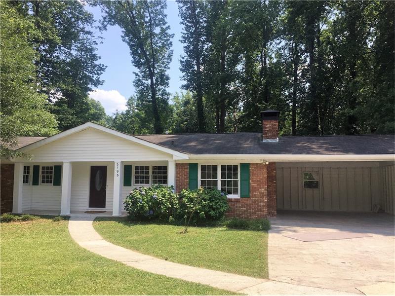 3195 Little John Way, Atlanta, GA 30340 (MLS #5705336) :: North Atlanta Home Team