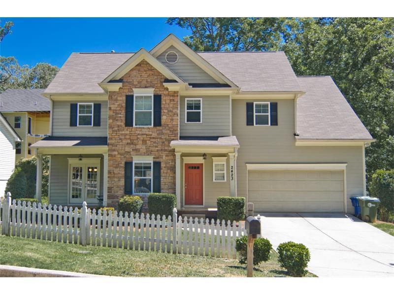 2423 Brantley Street, Atlanta, GA 30318 (MLS #5705481) :: North Atlanta Home Team