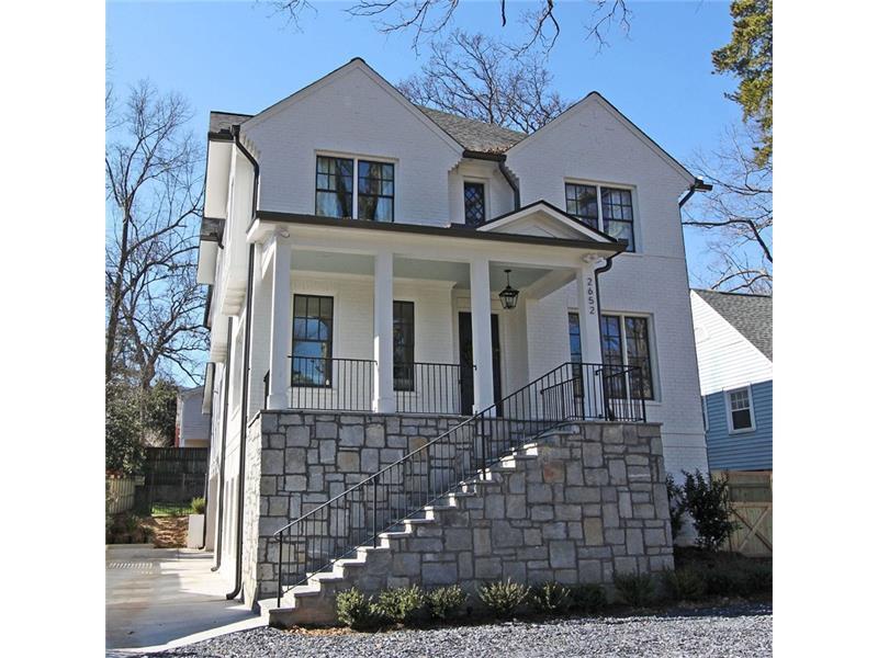 2652 Forrest Way NE, Atlanta, GA 30305 (MLS #5705640) :: North Atlanta Home Team