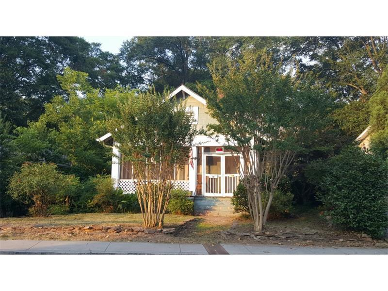 1739 Defoor Avenue NW, Atlanta, GA 30318 (MLS #5705663) :: North Atlanta Home Team