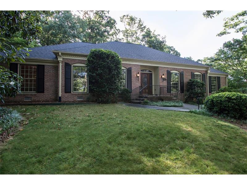 2107 Starfire Drive, Atlanta, GA 30345 (MLS #5706489) :: North Atlanta Home Team