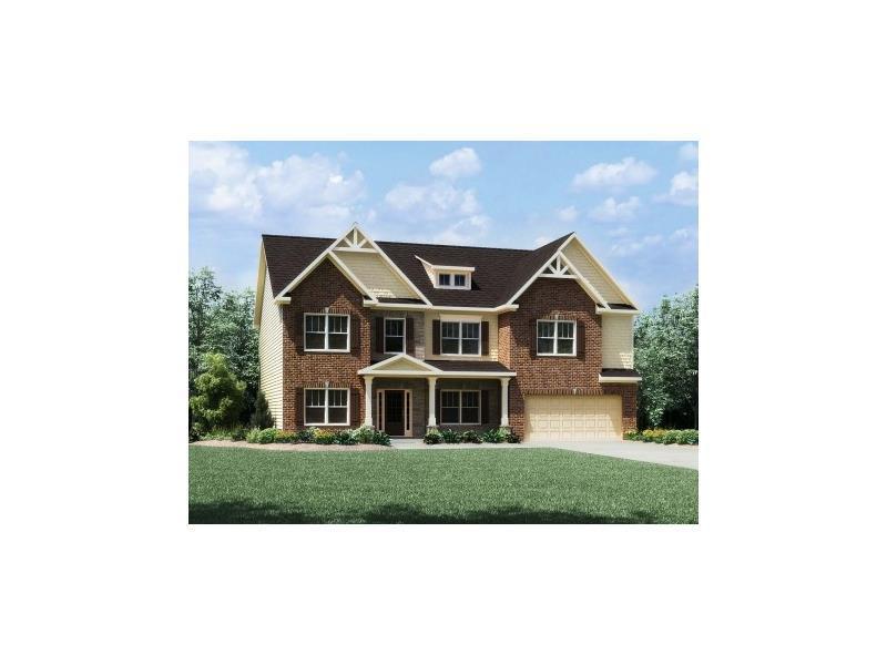 4837 Silverbush Lane, Ellenwood, GA 30294 (MLS #5708058) :: North Atlanta Home Team