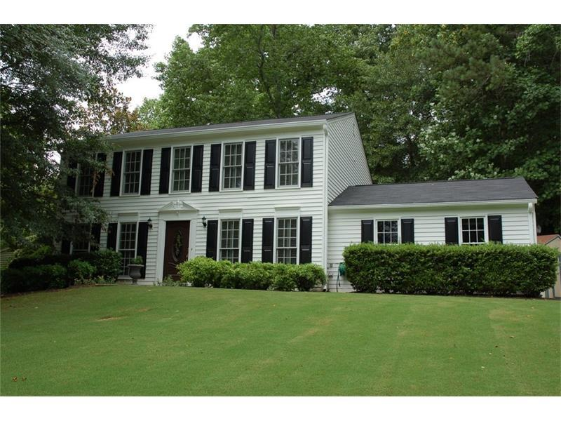 101 Paddock Court SE, Marietta, GA 30067 (MLS #5708733) :: North Atlanta Home Team