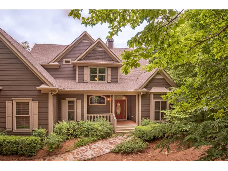 182 Cherokee Drive, Big Canoe, GA 30143 (MLS #5709136) :: North Atlanta Home Team