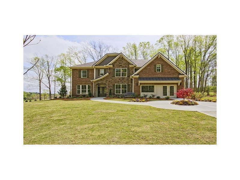 4211 Secret Shoals Way, Buford, GA 30518 (MLS #5709575) :: North Atlanta Home Team
