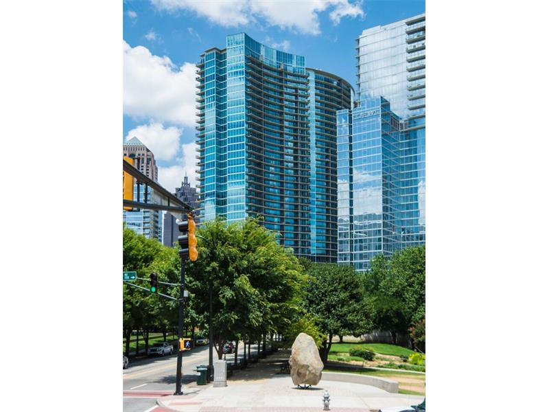 1080 Peachtree Street NE #2613, Atlanta, GA 30309 (MLS #5711294) :: North Atlanta Home Team