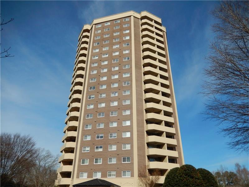 1501 Clairmont Road #1316, Decatur, GA 30033 (MLS #5711880) :: North Atlanta Home Team
