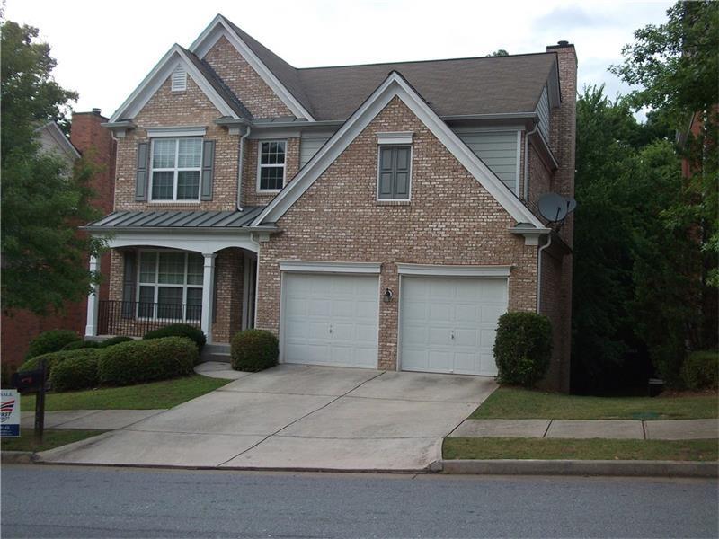 3383 Stoneham Drive, Duluth, GA 30097 (MLS #5713324) :: North Atlanta Home Team