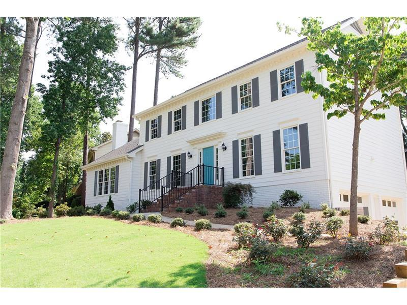 6226 Courtside Drive, Norcross, GA 30092 (MLS #5713543) :: North Atlanta Home Team
