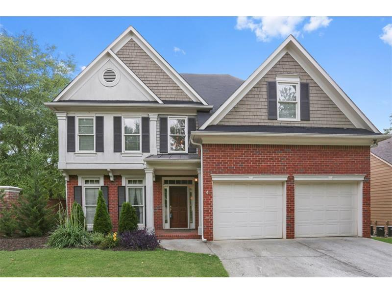 4522 Weldon Drive, Smyrna, GA 30080 (MLS #5713614) :: North Atlanta Home Team