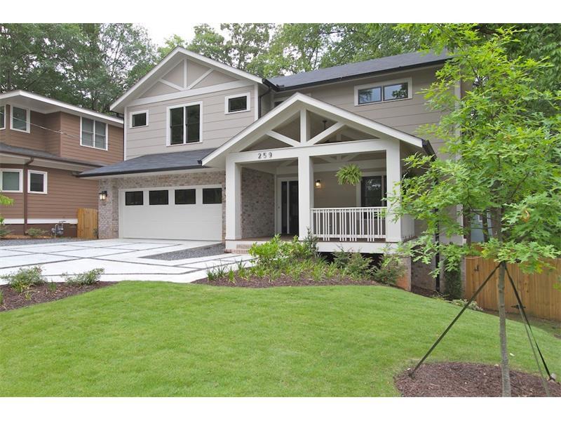 259 S Columbia Drive, Decatur, GA 30030 (MLS #5713619) :: North Atlanta Home Team