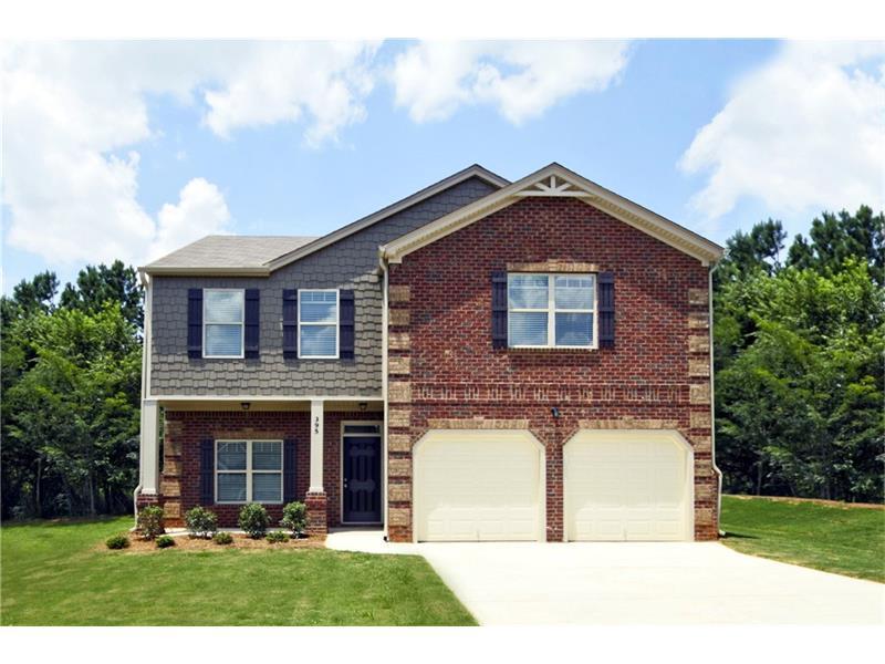 5770 Rex Ridge Loop, Rex, GA 30273 (MLS #5714163) :: North Atlanta Home Team