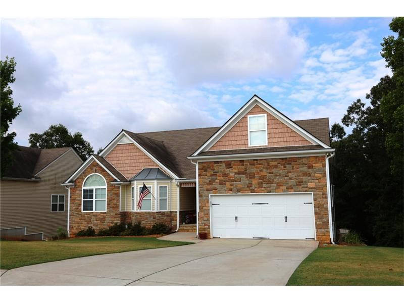 5545 Mulberry Preserve Drive, Flowery Branch, GA 30542 (MLS #5715604) :: North Atlanta Home Team