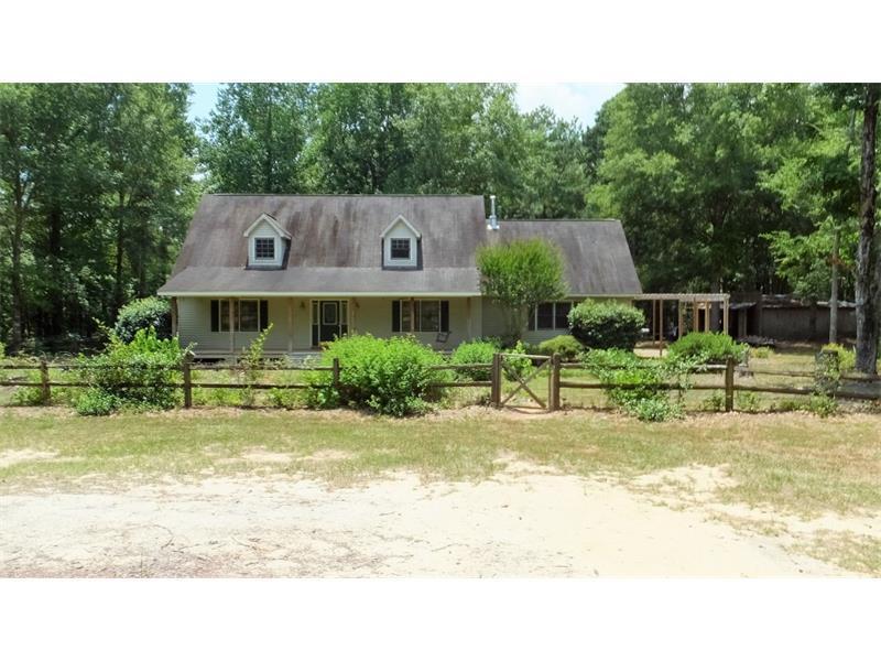 131 County Line Church Road SW, Milledgeville, GA 31061 (MLS #5716194) :: North Atlanta Home Team