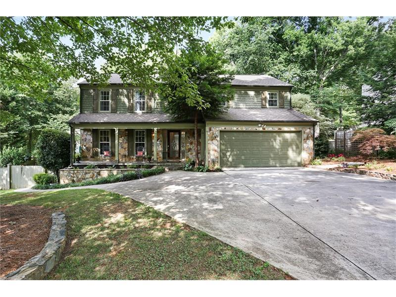6135 Mountcreek Place, Norcross, GA 30092 (MLS #5716265) :: North Atlanta Home Team