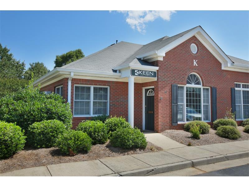 555 Sun Valley Drive K-1, Roswell, GA 30076 (MLS #5716766) :: North Atlanta Home Team