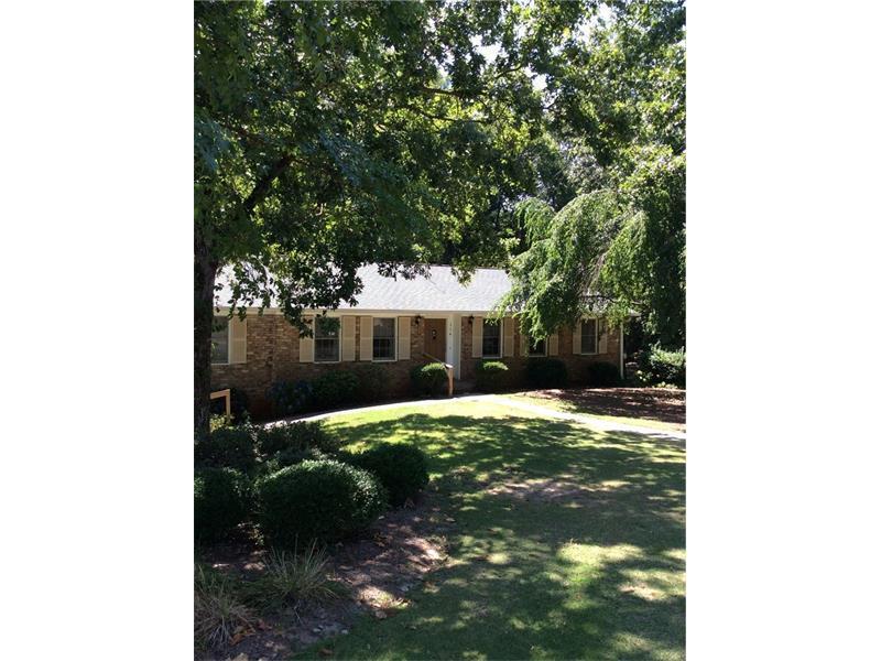 114 Margo Trail SE, Rome, GA 30161 (MLS #5717568) :: North Atlanta Home Team