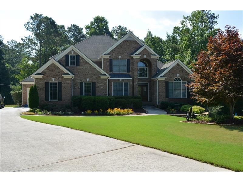 320 Bradford Falls Trace, Canton, GA 30114 (MLS #5717701) :: North Atlanta Home Team