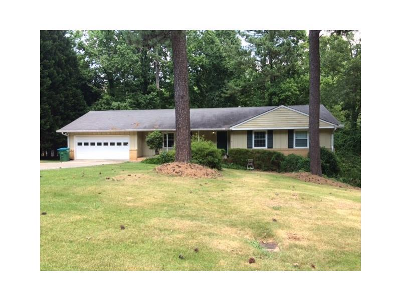 6889 Lockridge Drive, Atlanta, GA 30360 (MLS #5718799) :: North Atlanta Home Team