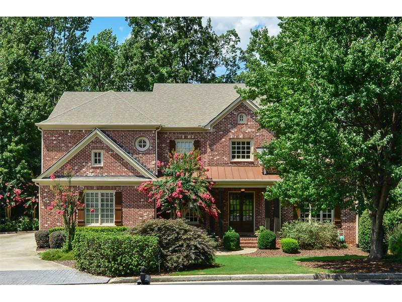 245 Lake Summit View, Atlanta, GA 30342 (MLS #5718877) :: North Atlanta Home Team