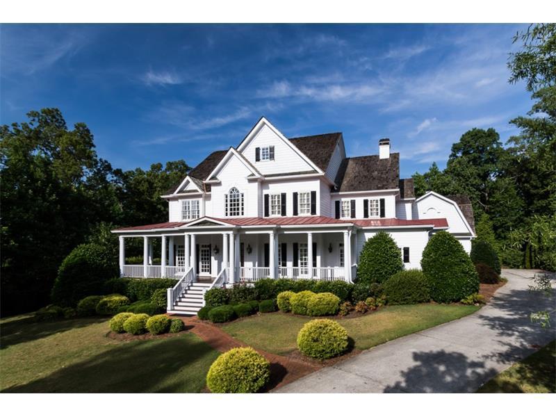 110 Foxhollow Trail, Milton, GA 30004 (MLS #5719051) :: North Atlanta Home Team