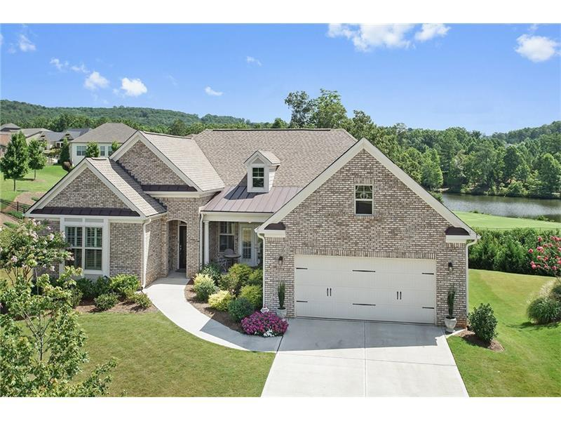 551 Appalachian Woods Drive, Canton, GA 30114 (MLS #5719409) :: North Atlanta Home Team