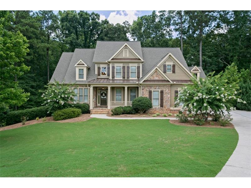 3327 Aviary Trace NW, Acworth, GA 30101 (MLS #5720058) :: North Atlanta Home Team