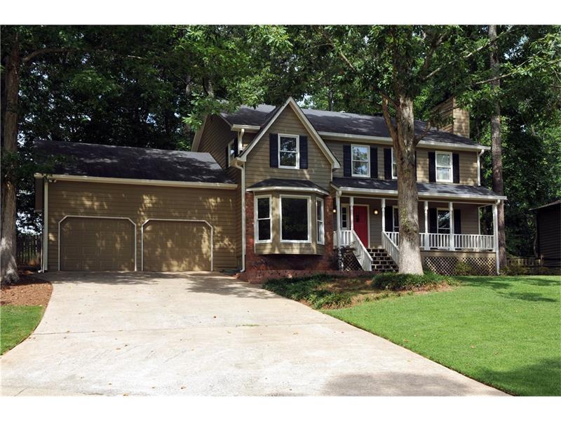 4690 Norman Drive NW, Kennesaw, GA 30144 (MLS #5720305) :: North Atlanta Home Team