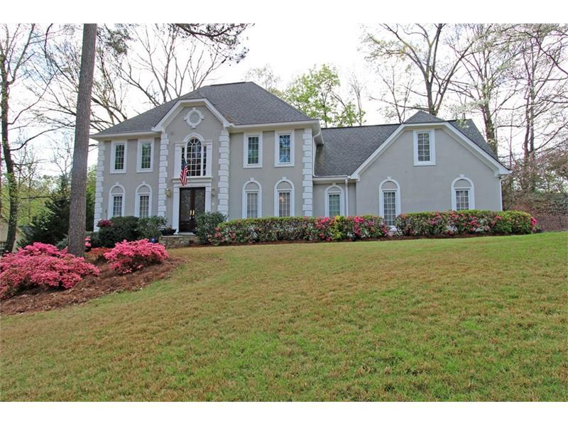 2765 Misty Morning Lane, Roswell, GA 30076 (MLS #5720824) :: North Atlanta Home Team