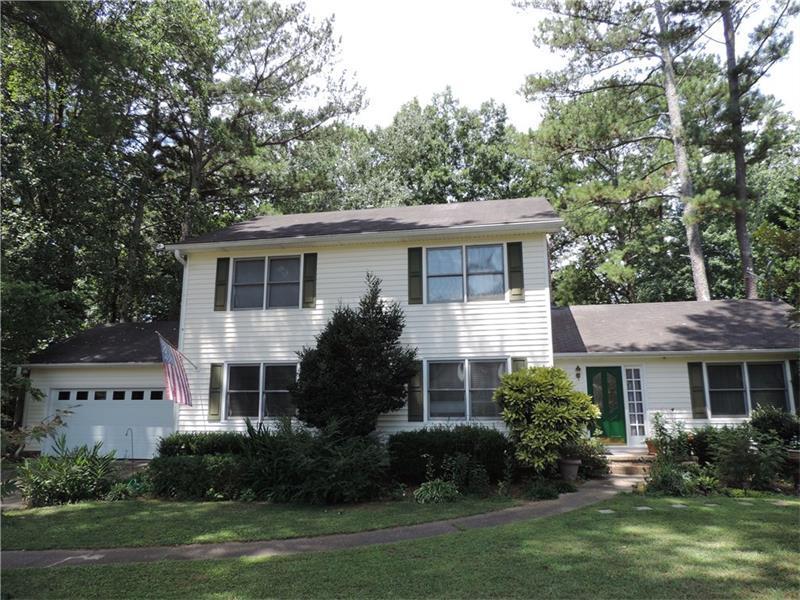 4102 Plantation Drive, Marietta, GA 30062 (MLS #5721124) :: North Atlanta Home Team