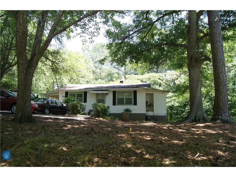 596 Frank Kirk Road NW, Kennesaw, GA 30152 (MLS #5721306) :: North Atlanta Home Team