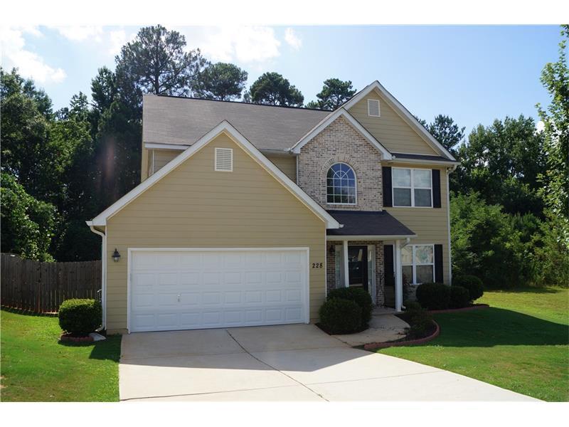 228 Augusta Woods Drive, Villa Rica, GA 30180 (MLS #5721365) :: North Atlanta Home Team