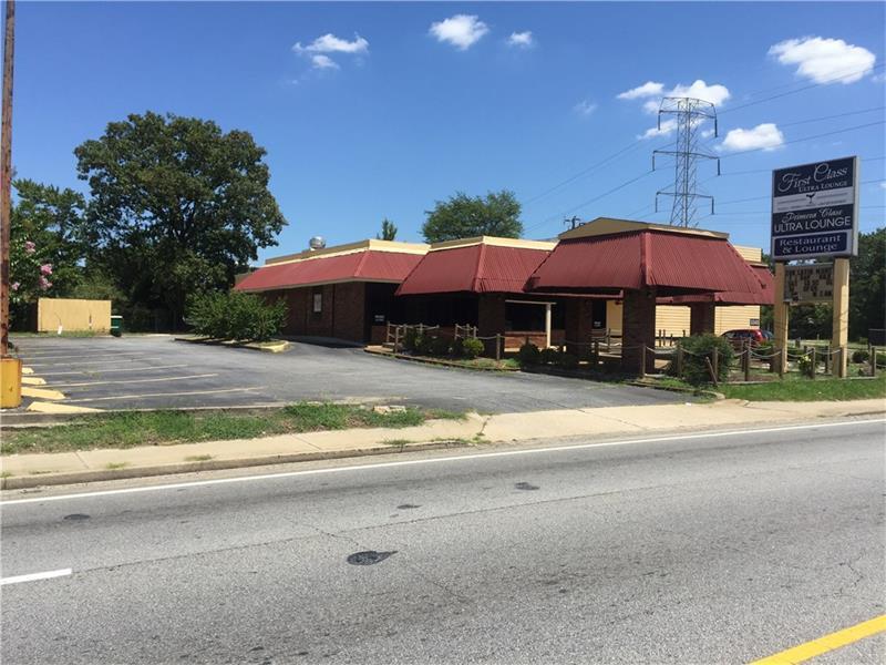 5340 Old Dixie Highway, Forest Park, GA 30297 (MLS #5721383) :: North Atlanta Home Team