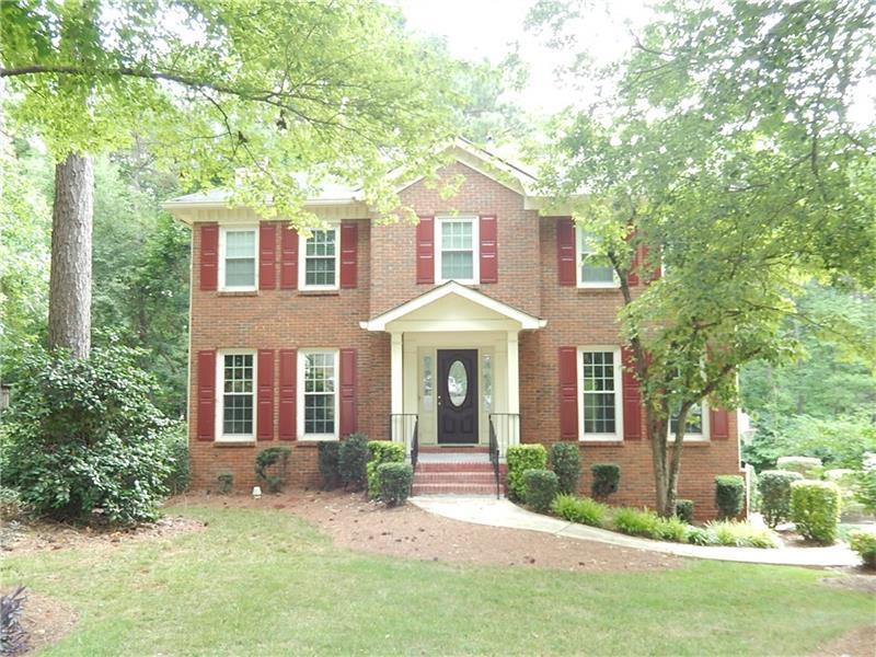 4136 Vicksburg Drive, Lawrenceville, GA 30044 (MLS #5721482) :: North Atlanta Home Team