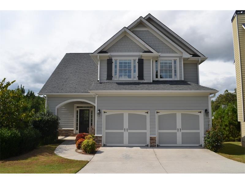 370 Spring Hill Drive, Canton, GA 30115 (MLS #5722111) :: North Atlanta Home Team