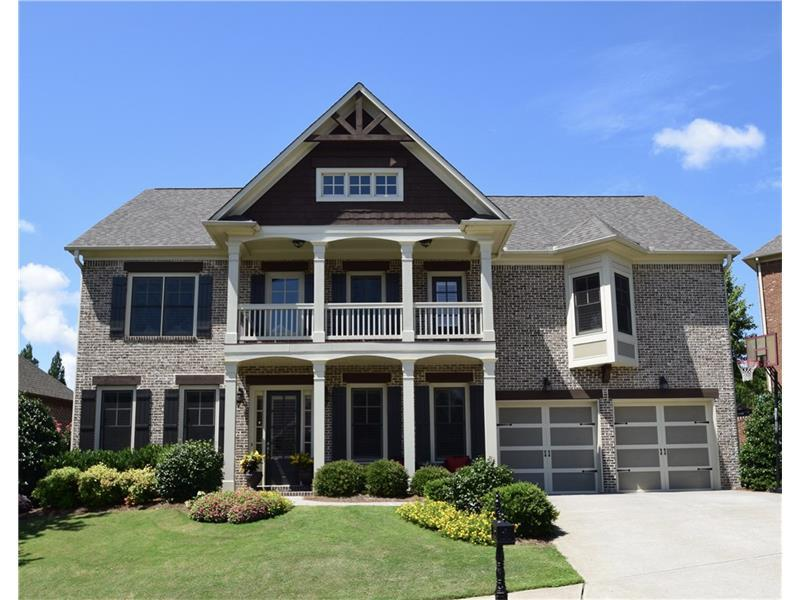 5190 Habersham Hills Drive, Suwanee, GA 30024 (MLS #5722546) :: North Atlanta Home Team