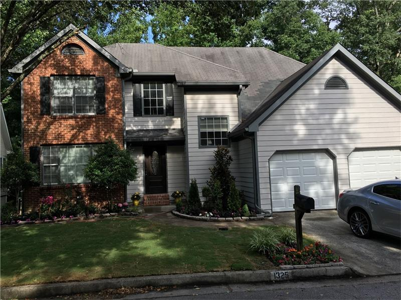 1325 Millstone Drive, Alpharetta, GA 30004 (MLS #5722708) :: North Atlanta Home Team