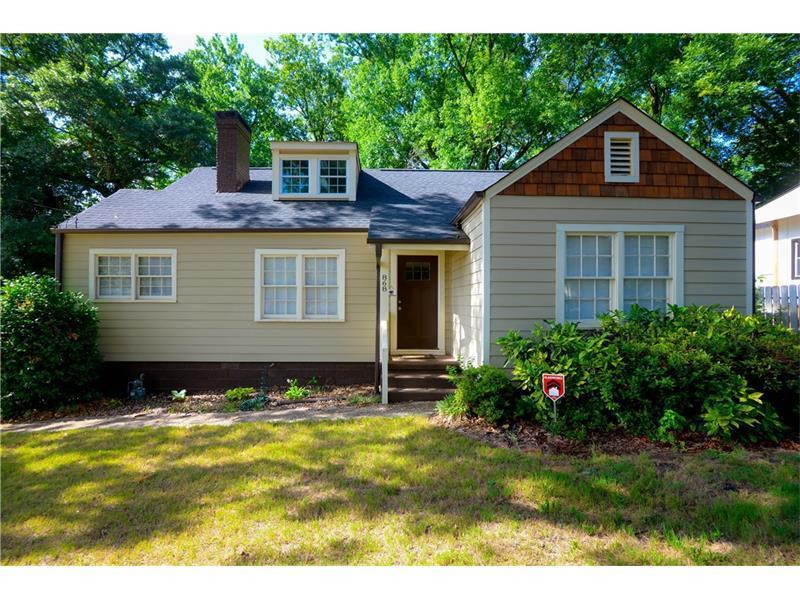 868 Deckner Avenue SW, Atlanta, GA 30310 (MLS #5722824) :: North Atlanta Home Team