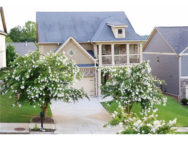 4821 Clarkstone Circle, Flowery Branch, GA 30542 (MLS #5722894) :: North Atlanta Home Team