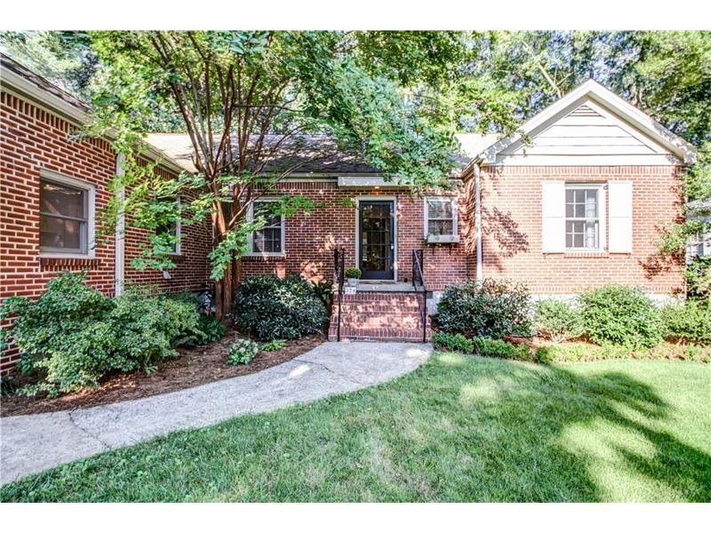 378 Poplar Lane Way, Decatur, GA 30030 (MLS #5722936) :: North Atlanta Home Team