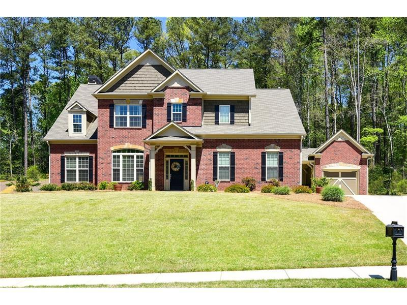 4450 Wooded Oaks NW, Kennesaw, GA 30152 (MLS #5723050) :: North Atlanta Home Team