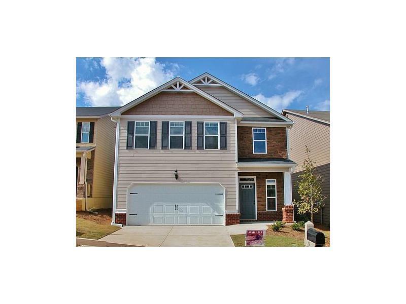 6127 Glade Court, Austell, GA 30168 (MLS #5723244) :: North Atlanta Home Team