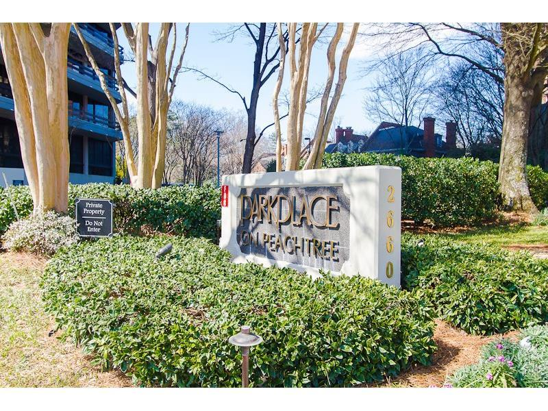 2660 NW Peachtree Road NW 39-G, Atlanta, GA 30305 (MLS #5723332) :: North Atlanta Home Team