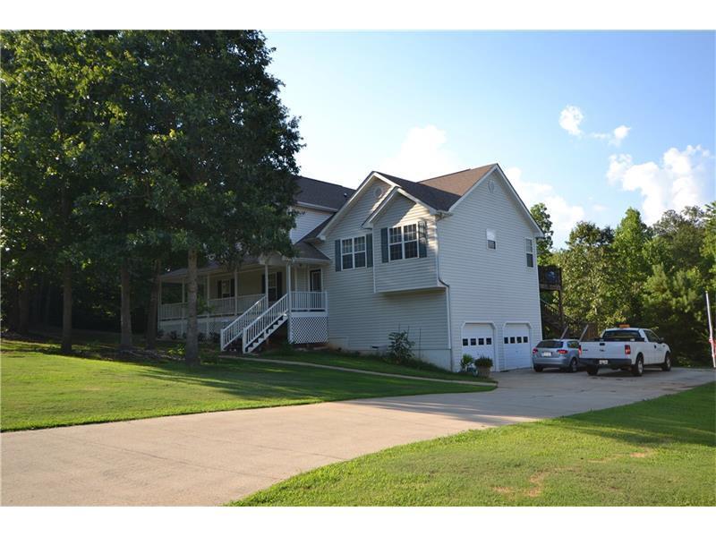 207 Black Walnut Drive, Jasper, GA 30143 (MLS #5723554) :: North Atlanta Home Team