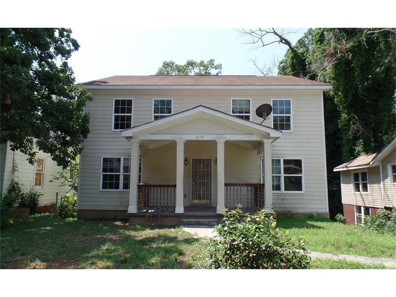 1576 Mims Street SW, Atlanta, GA 30314 (MLS #5723975) :: North Atlanta Home Team