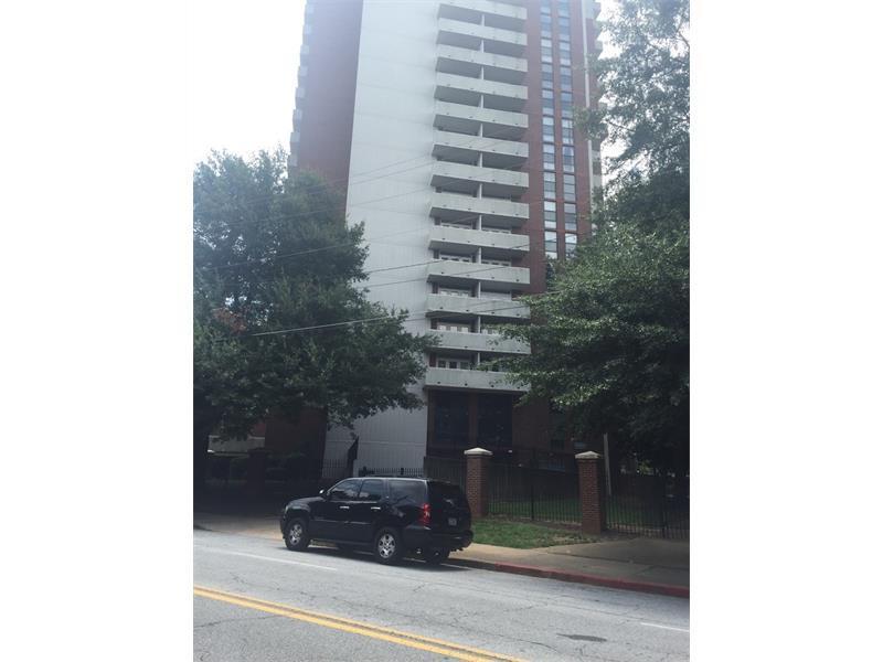 375 Ralph Mcgill Boulevard NE #1008, Atlanta, GA 30312 (MLS #5724207) :: North Atlanta Home Team