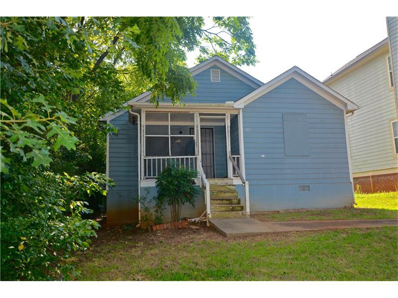 113 Vine Street NW, Atlanta, GA 30314 (MLS #5724313) :: North Atlanta Home Team