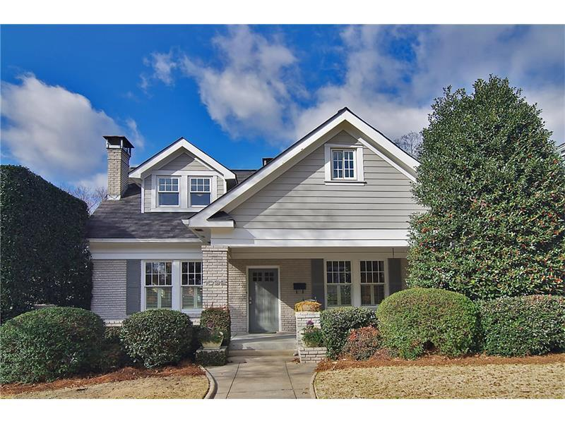 1092 N Highland Avenue NE #0, Atlanta, GA 30306 (MLS #5724674) :: North Atlanta Home Team