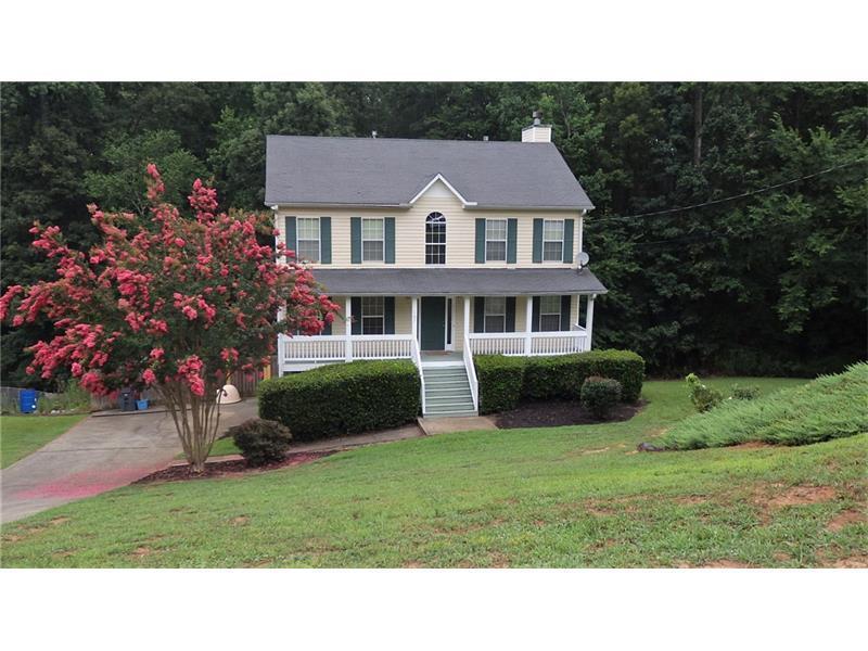 167 Hollis Circle, Dallas, GA 30157 (MLS #5725030) :: North Atlanta Home Team