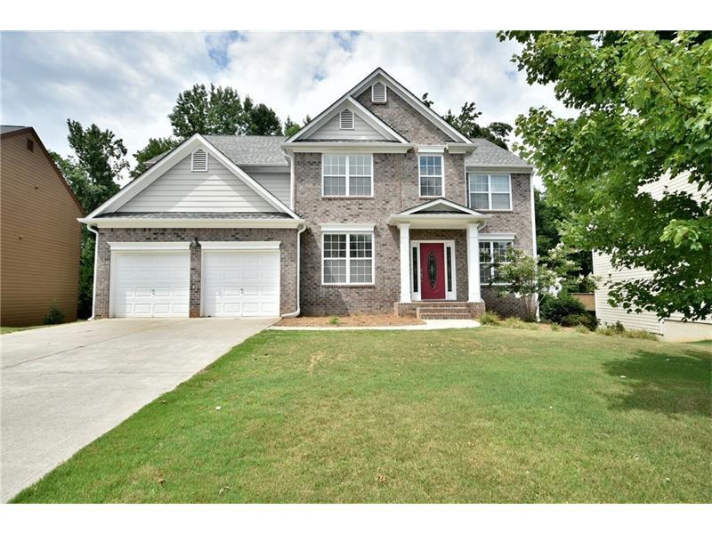 5120 Concord Village Lane, Cumming, GA 30040 (MLS #5725054) :: North Atlanta Home Team